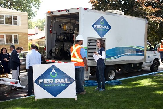 Logistec Corporation acquires a majority interest in FER-PAL Construction Ltd.