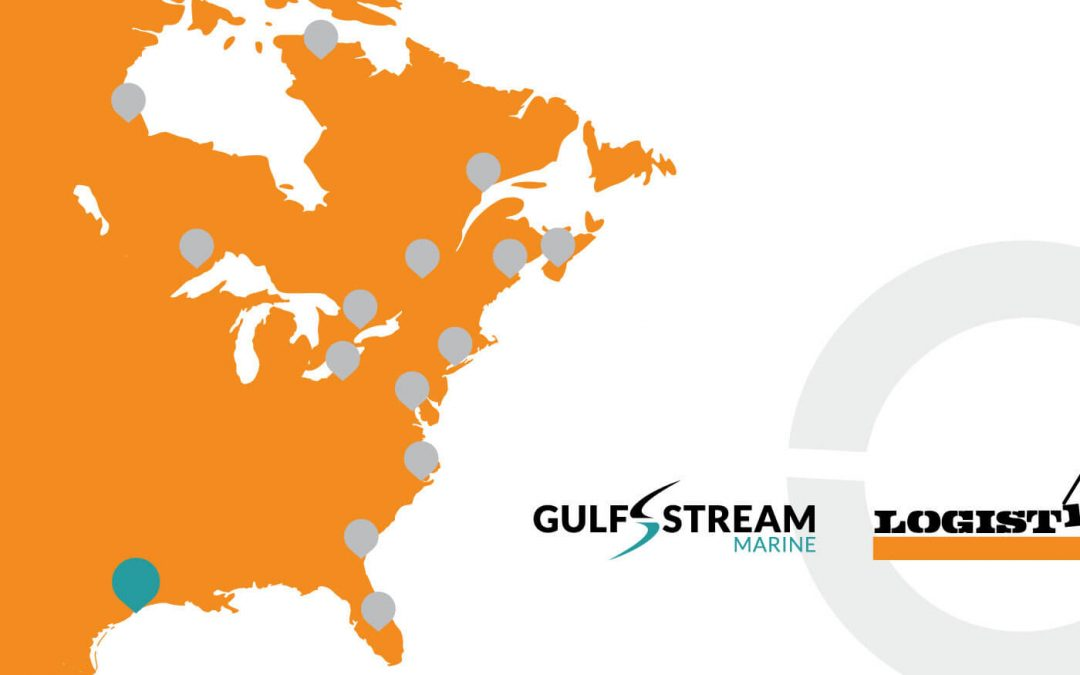 Logistec announces strategic acquisition of Gulf Stream Marine