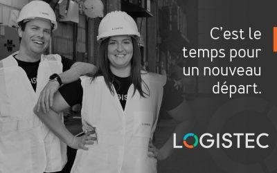 LOGISTEC présente ses nouvelles couleurs!