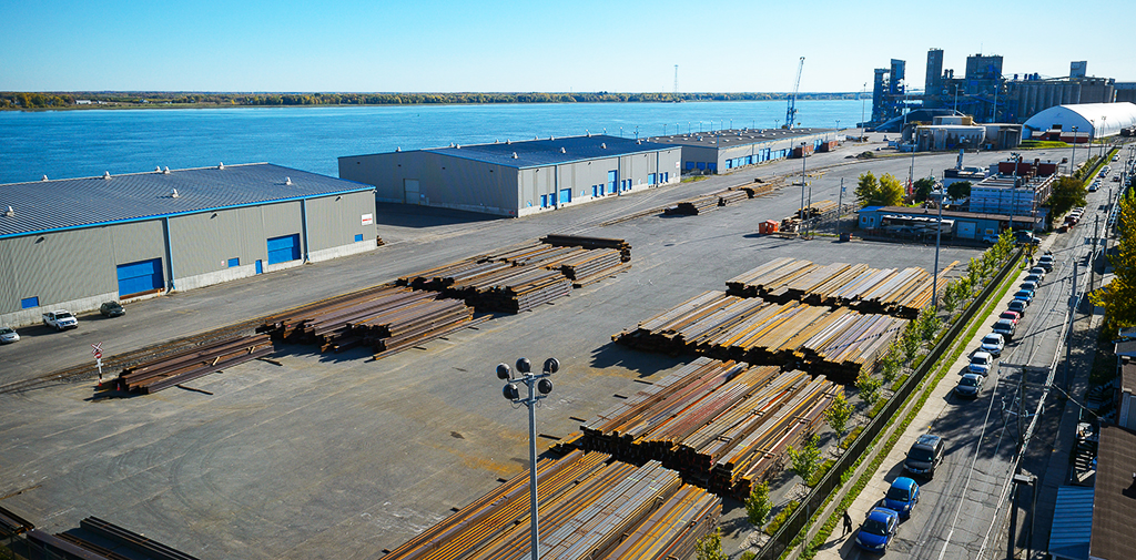 Logistec and the Port of Trois-Rivières strengthen their long-standing partnership