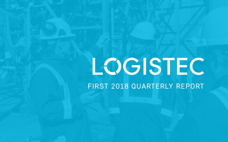 LOGISTEC announces its results for the first quarter of 2018