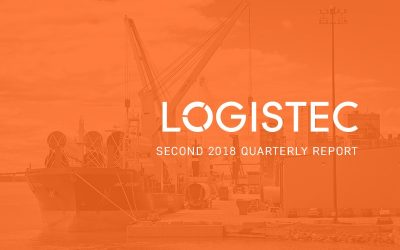 LOGISTEC announces its results for the second quarter of 2018