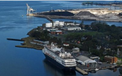 LOGISTEC has reached an agreement with the Port of Sydney