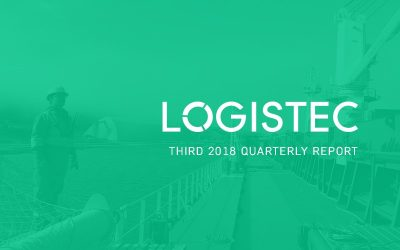 LOGISTEC announces its results for the third quarter of 2018