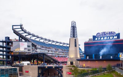 Sanexen Water's Innovative and Green Aqua-Pipe Technology Used to Upgrade Water main Pipe near Gillette Stadium in Countdown to the Big Game