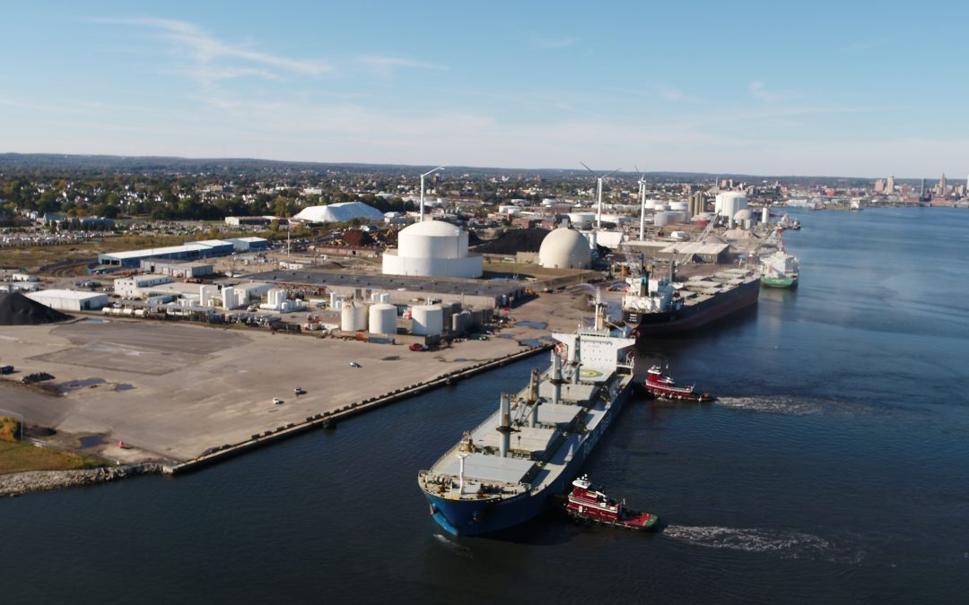 LOGISTEC and Waterson Terminal Services join forces to support ProvPort, Rhode Island