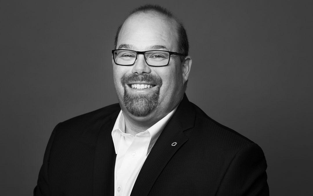 LOGISTEC nomme Frank Robertson, vice-président, opérations de LOGISTEC Arrimage (Ontario) inc.
