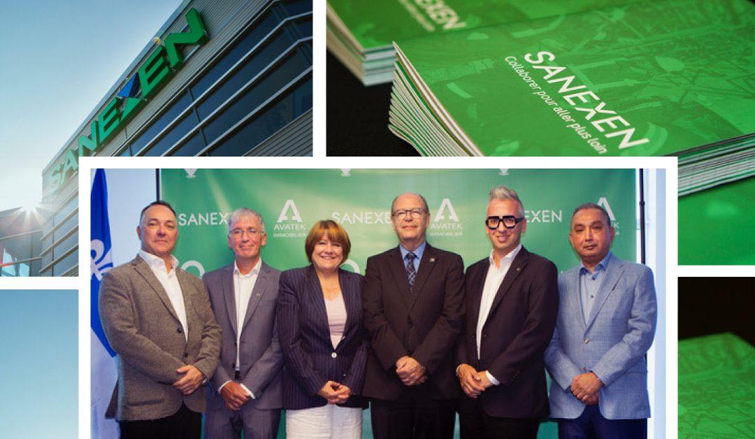 SANEXEN et Avatek Immobilier inaugurent un projet innovateur de traçabilité de matières résiduelles au Québec