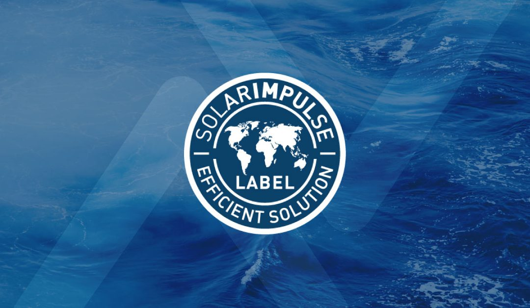 ALTRA Proven Water Technologies Awarded the Solar Impulse Efficient Solution Label, as Part of Its Mission to Deliver Clean, Safe Water No Matter What