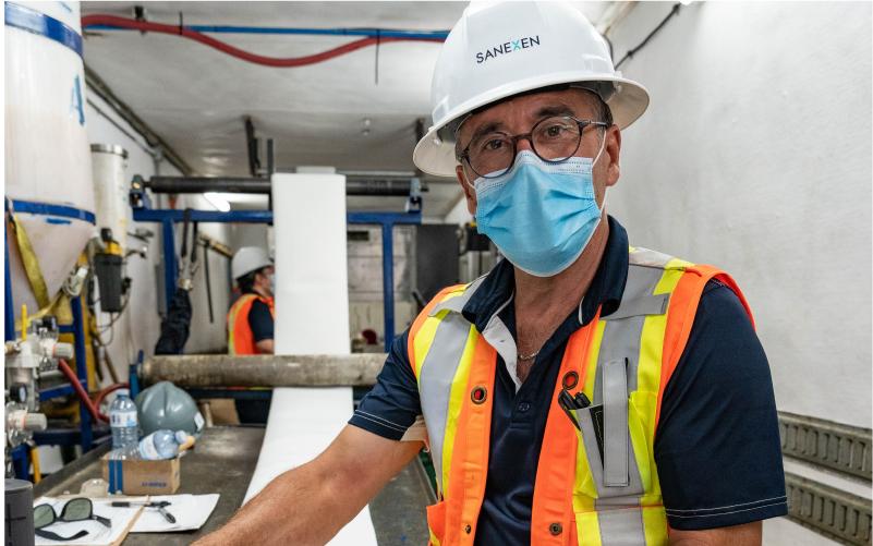 ALTRA Technologies d'eau potable reçoit le prix Clean50 pour le meilleur projet au Canada en 2021