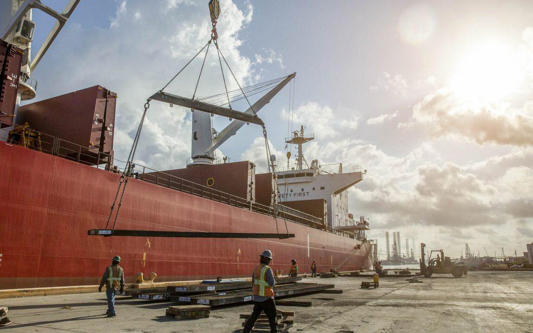 LOGISTEC et Gulf Stream Marine obtiennent une certification pour cinq de leurs terminaux situés sur la côte américaine du Golfe du Mexique