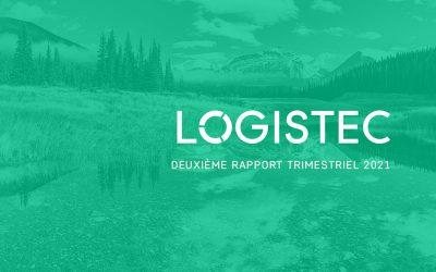 LOGISTEC annonce ses résultats du deuxième trimestre de 2021